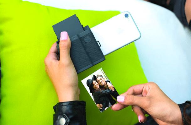 スマートフォン,インスタントカメラ,写真,Prynt Pocket