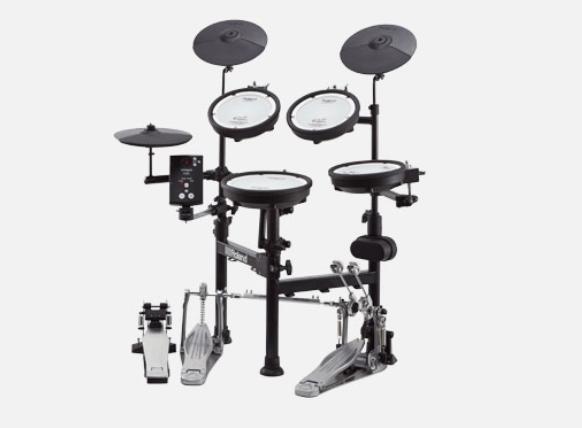 ドラム,電子ドラム,ローランド,roland,折りたたみドラム, ポータブルドラム, TD-1KPX2,楽器